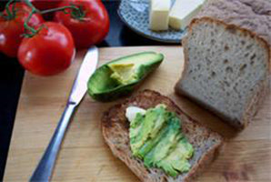 Buckwheat & Chia Gluten Free Bread by GF Precinct, Australia (FROZEN) - 600GM - The Fishwives Singapore