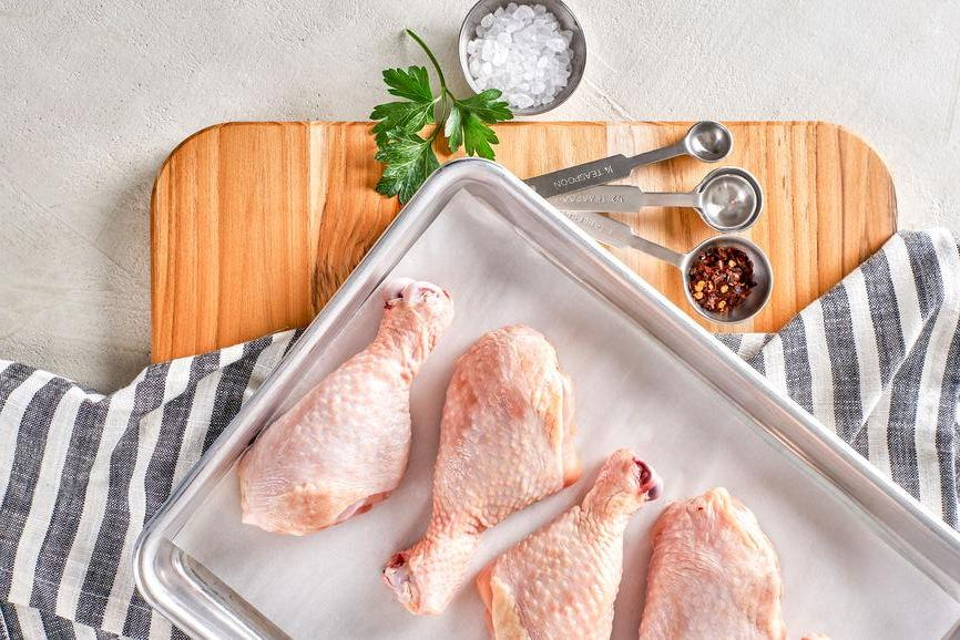 Fresh Anxin Hormone & Antibiotic Free Chicken Drumsticks 4Pc/Pk, 400g +/- - The Fishwives Singapore