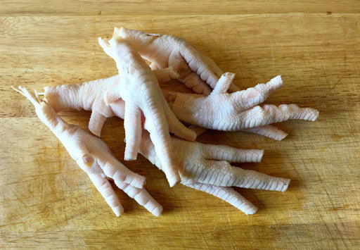 Fresh Anxin Hormone & Antibiotic Free Chicken Feet 500g - The Fishwives Singapore