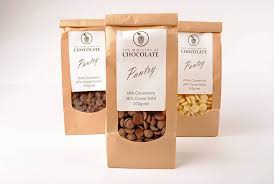 Dark Pantry Bag 200g - Ministry of Chocolate - The Fishwives Singapore