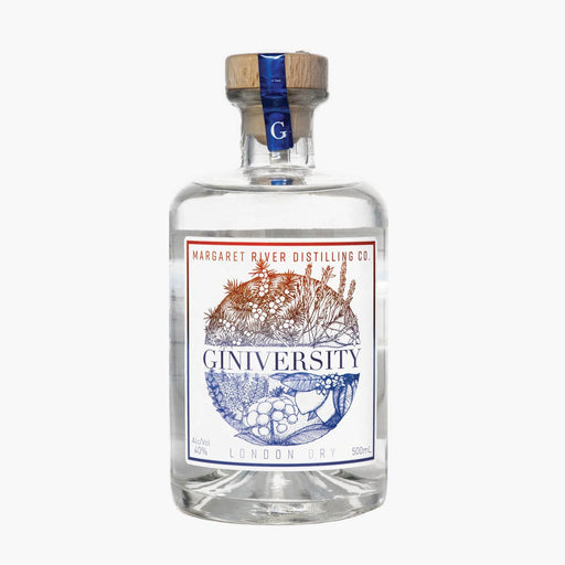 Giniversity - London Dry Gin 500ml - The Fishwives Singapore