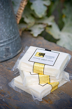Goat Milk Feta 150g - Woodside Cheese Wrights, Adelaide