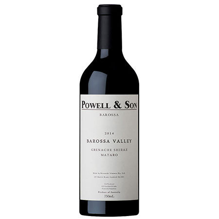 Grenache Shiraz Mataro 2015 - POWELL & SON - The Fishwives Singapore