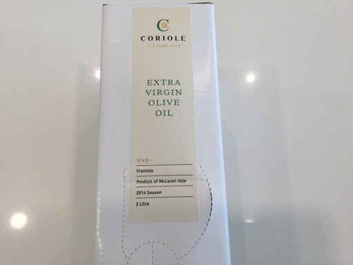 Coriole Extra Virgin Olive Oil - 2ltr carton - The Fishwives Singapore