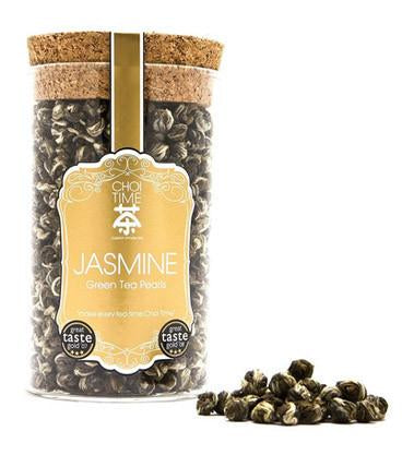 Jasmine Green Tea Pearls - CHOI TIME TEA