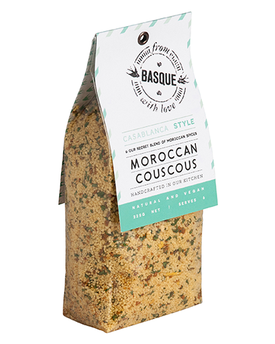 Casablanca Style Moroccan Couscous - From Basque with Love