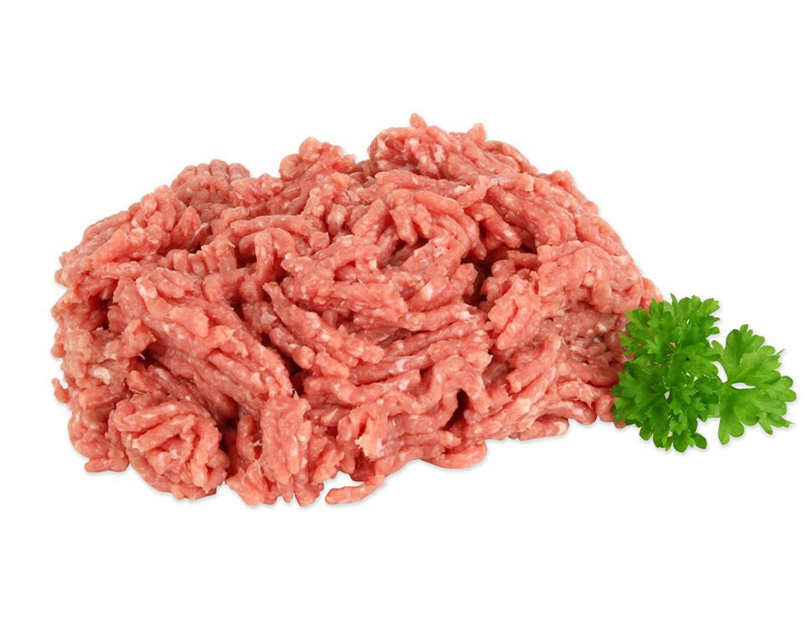 FROZEN Pork Mince 500gm - Borrowdale Certified Free Range Australian - The Fishwives Singapore