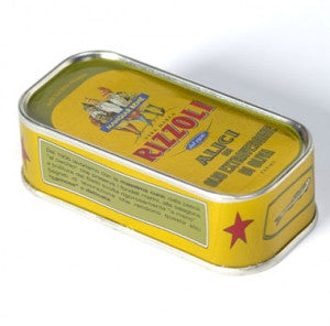 Rizzoli Anchovies in Extra Virgin Olive Oil - 90g