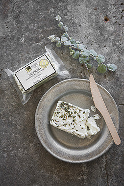 Saltbush Chevre 150gm - Woodside Cheese Wrights, Adelaide