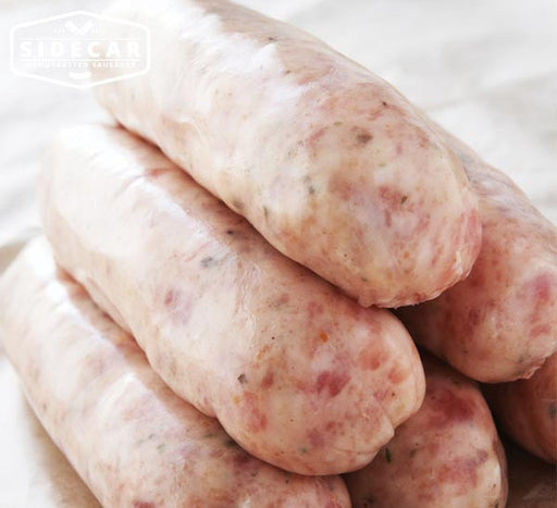 British Cumberland Pork Sausages 500g - SIDECAR - The Fishwives Singapore