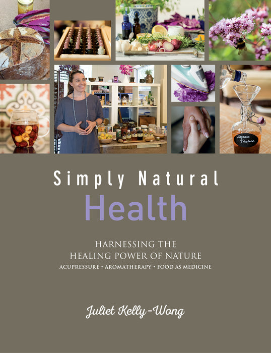Simply Natural - Juliet Kelly-Wong