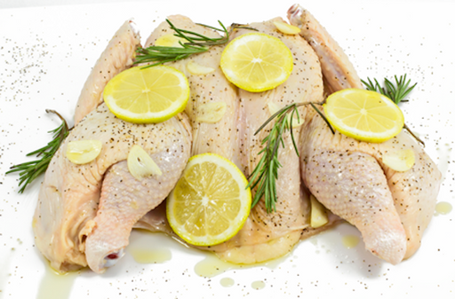 Fresh Marinated Butterflied Whole Chicken 1.1kg +/- (Anxin Hormone & Antibiotic Free) - The Fishwives Singapore
