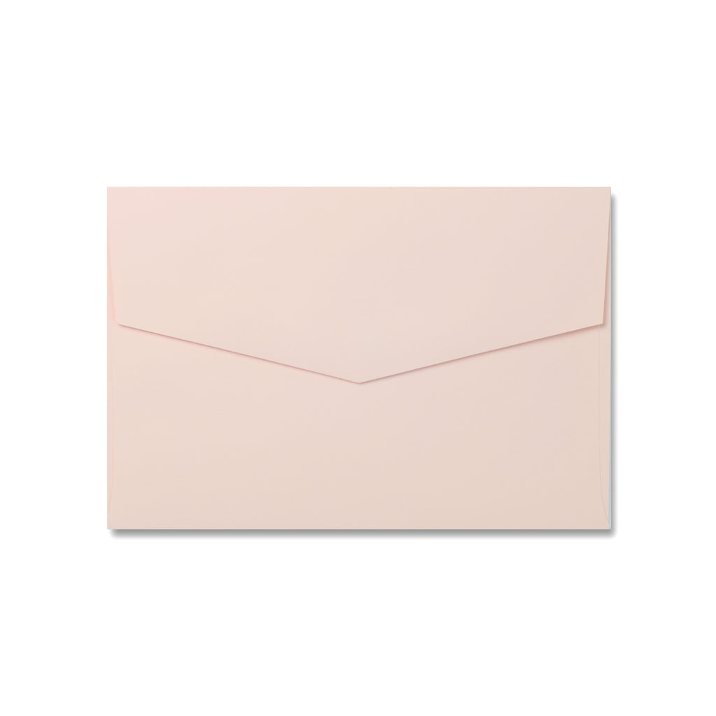 Blush Pink Envelope for Invitations