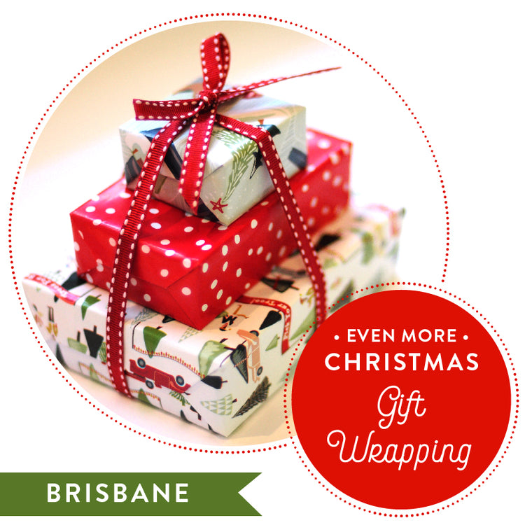 Even More Christmas Gift Wrapping Brisbane