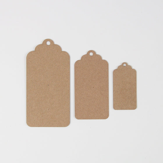 Brown Kraft Tags