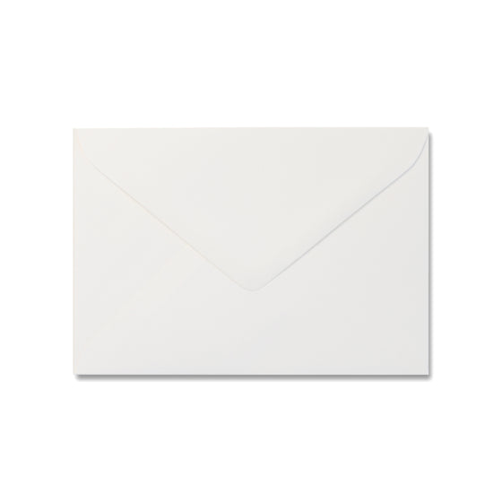 White Envelopes for Wedding Invitations