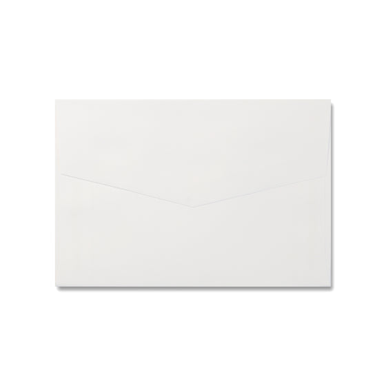 White 5x7 Envelopes for Invitations