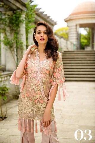 CHIFFON COLLECTION 2017