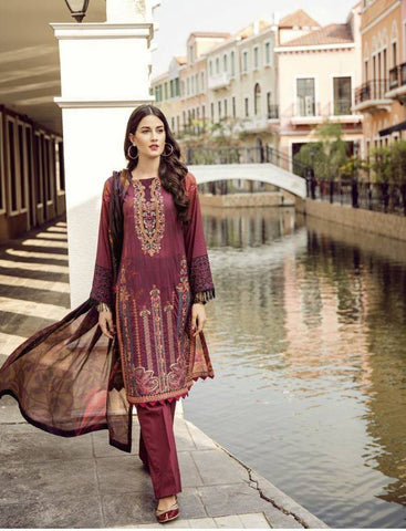 IZNIK LAWN COLLECTION 2019