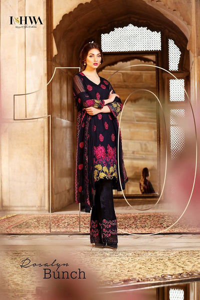NISHWA EMBROIDERY COLLECTION 2018