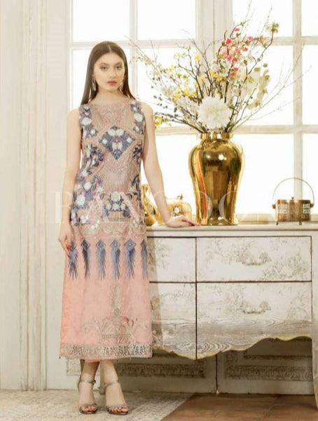 Ramsha Chiffon Collection'19
