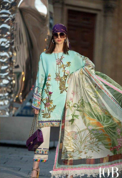 SANA SAFINAZ LAWN COLLECTION 2019