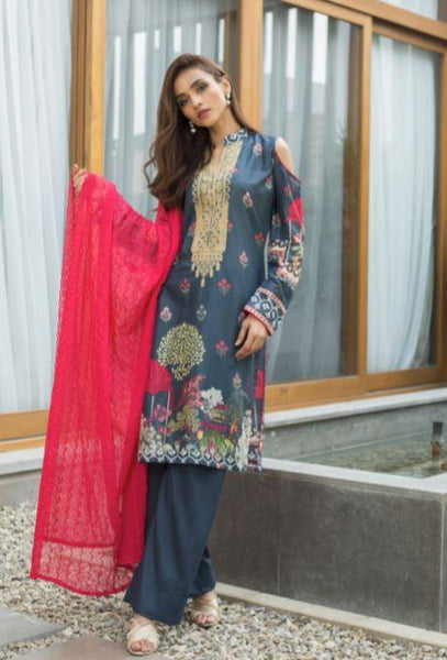MALKA LAWN COLLECTION 2019