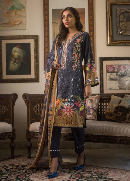 MALKAH LAWN COLLECTION 2019
