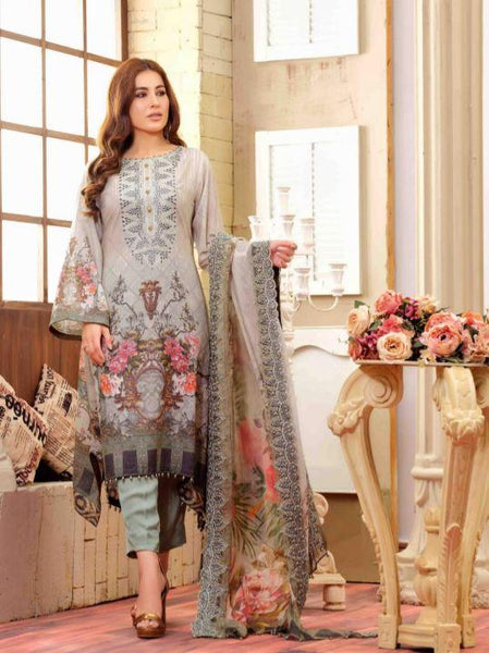 TAWAKKAL LAWN COLLECTION 2019