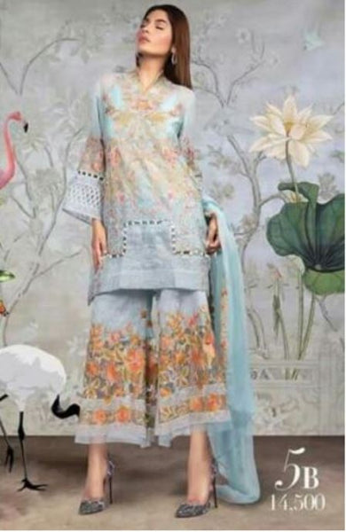 EID CHIFFON COLLECTION 2017