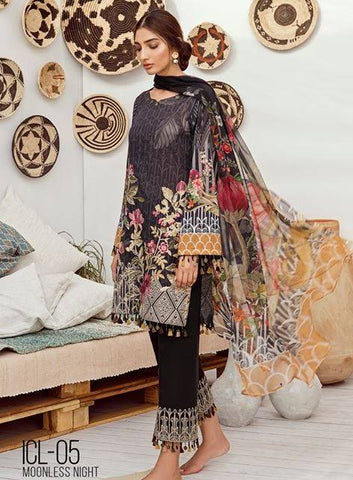 IZNIK CHINON LAWN COLLECTION 2019