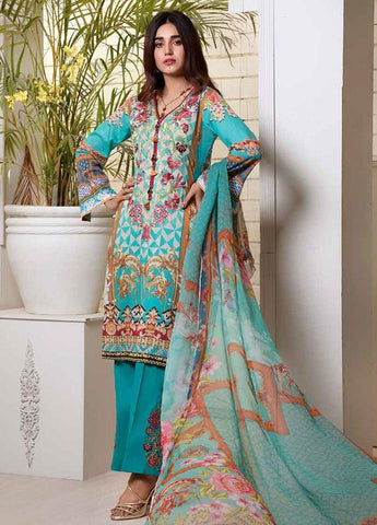 BIN AHMED LAWN COLLECTION 2019