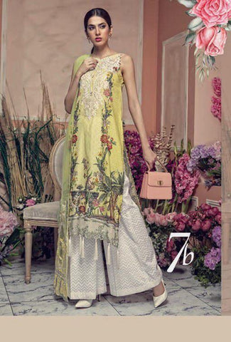 AYRA LAWN COLLECTION 2019