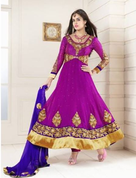 ZAREEN INDIAN FANCY SUIT