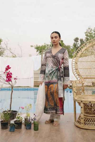 Coco By Zara Shajahan Lawn Collection'19