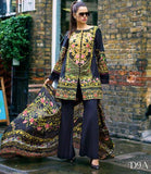 HONEY WAQAR FESTIVE LAWN 2019