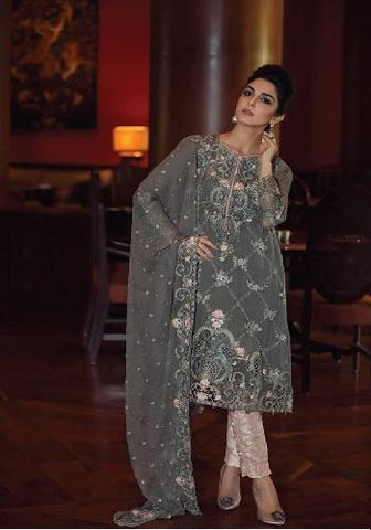 EMB. CHIFFON COLLECTION 2016