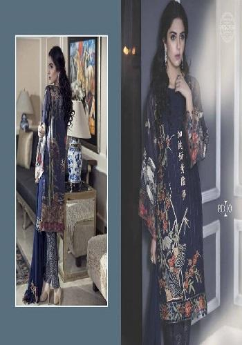 LUXURY CHIFFON COLLECTION 2016
