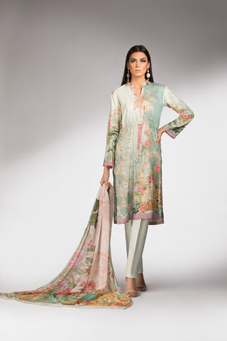 Sapphire Lawn Collection'19