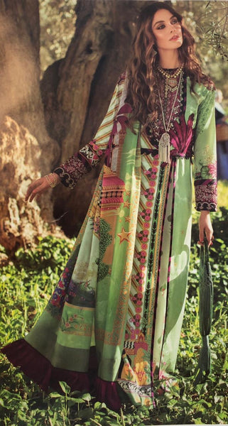 ELAN LAWN COLLECTION 2019