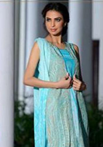 EMBROIDERED CHIFFON COLLECTION 2015