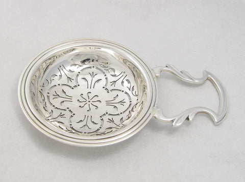 Sterling Silver Tea Strainer by Tiffany
