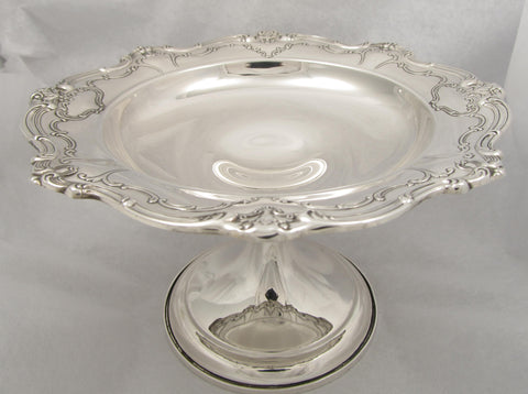 Sterling Silver Compote Dish by Gorham