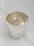 James Dixon & Sons Sterling Silver Baby Cup