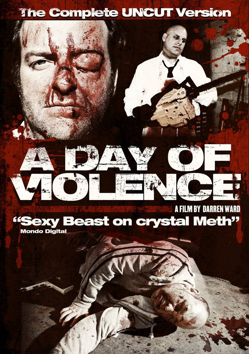 A Day of Violence (DVD)