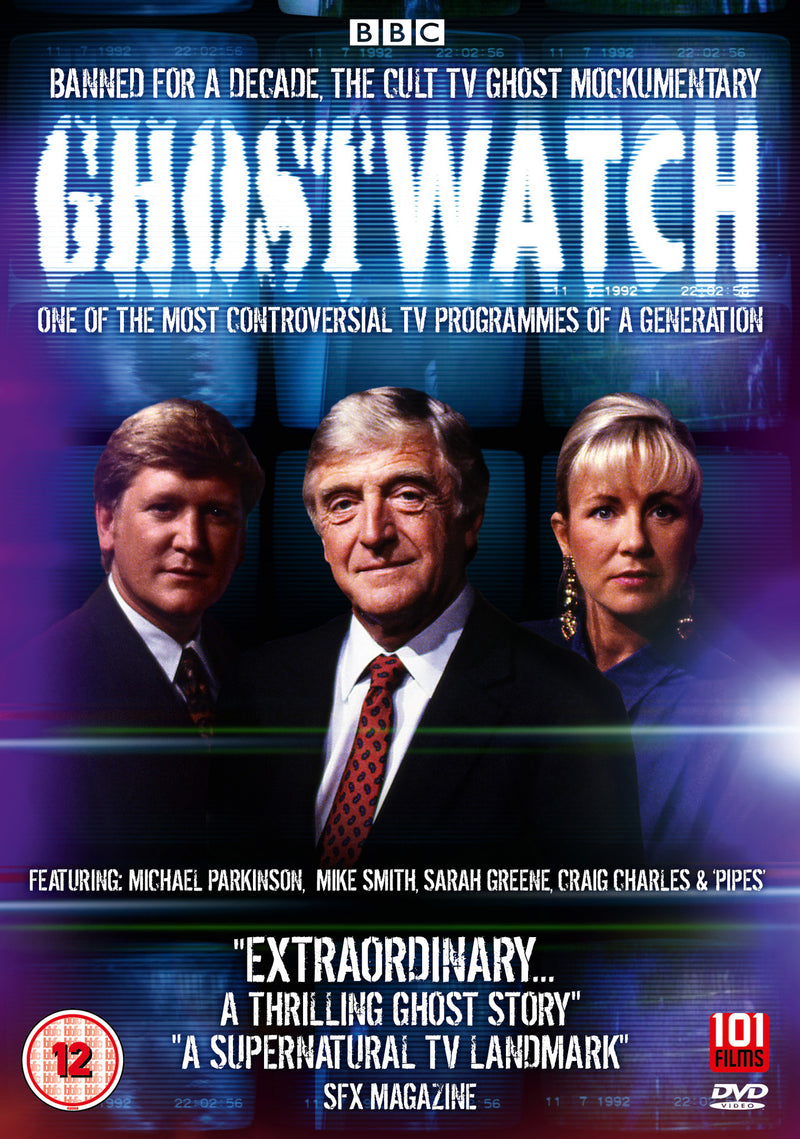 Ghostwatch (1992) (DVD)