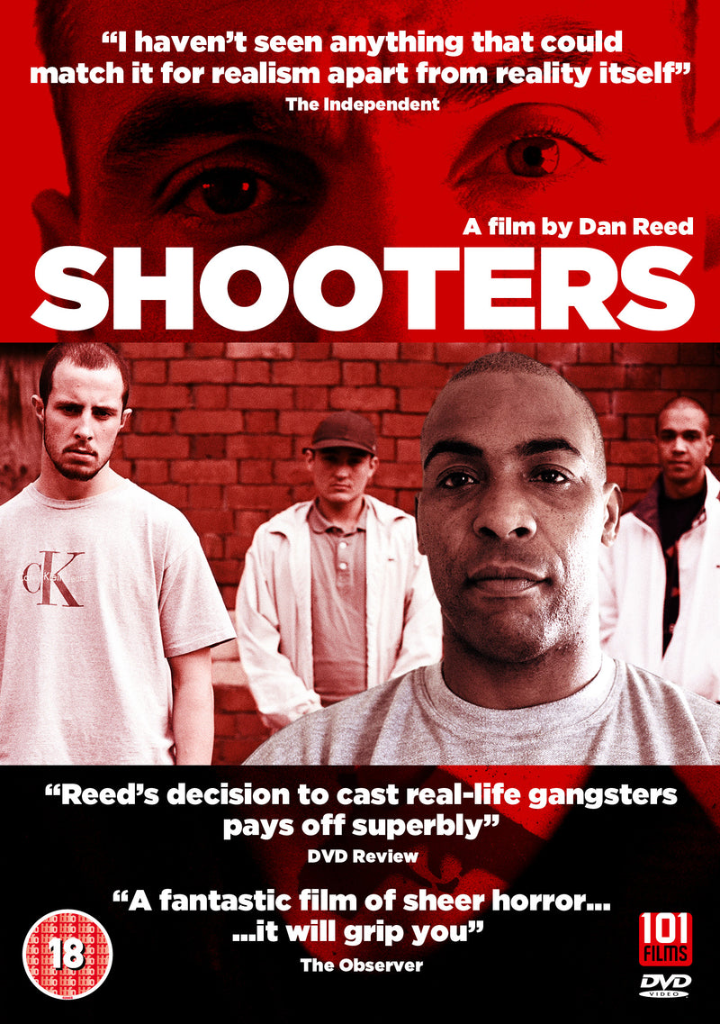 SHOOTERS (DVD)