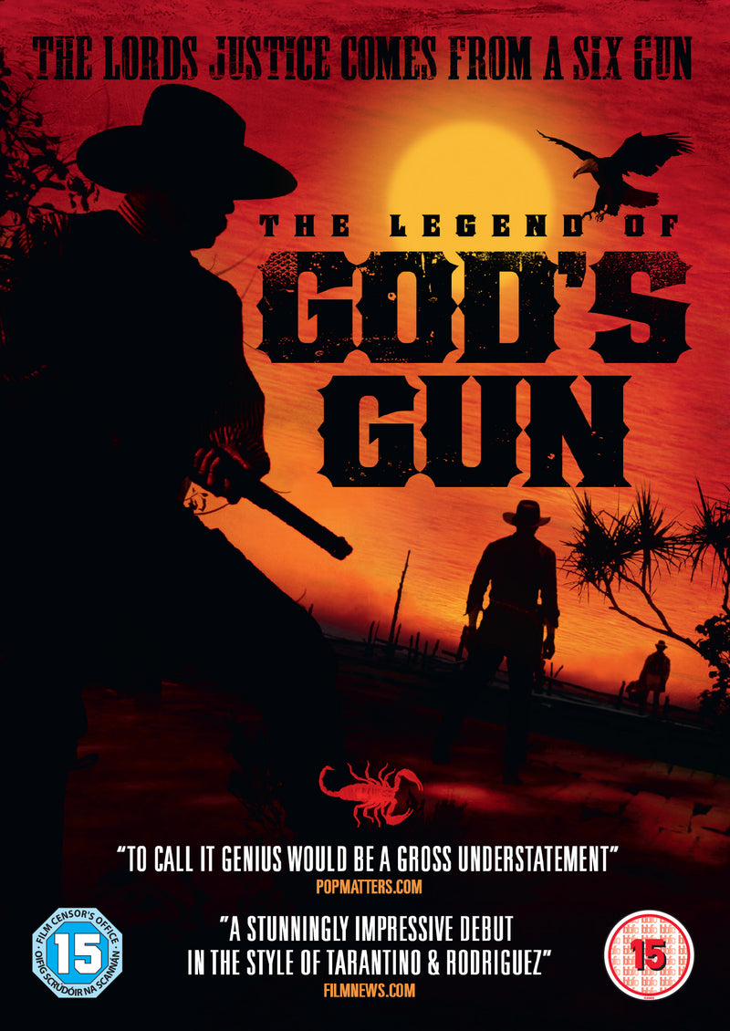 Legend of God's Gun (DVD)