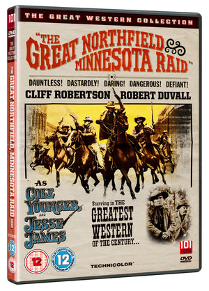 Great Northfield Minnesota Raid (1972) (DVD)