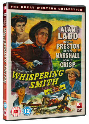 Whispering Smith (1961) (DVD)
